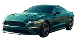 Classic Car Hire Glasgow and Edinburgh 2018 Ford Mustang Bullitt